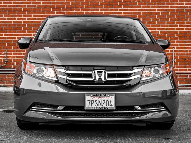 2016 Honda Odyssey EX-L Burbank, CA 2