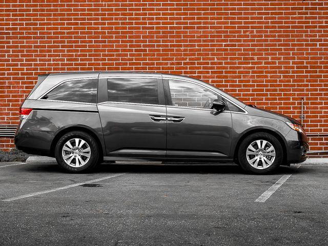 2016 Honda Odyssey EX-L Burbank, CA 4