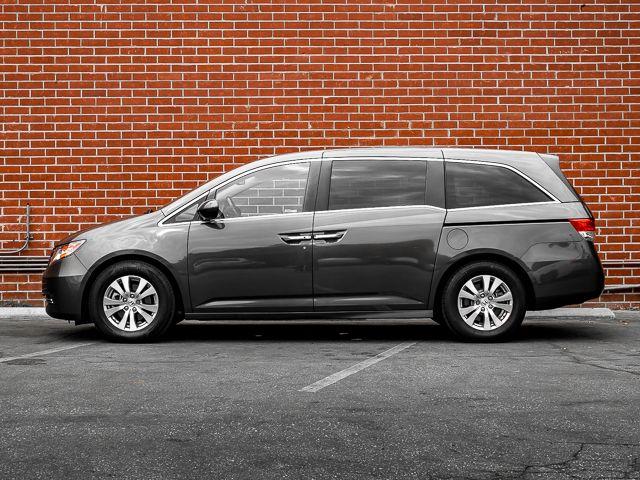 2016 Honda Odyssey EX-L Burbank, CA 5