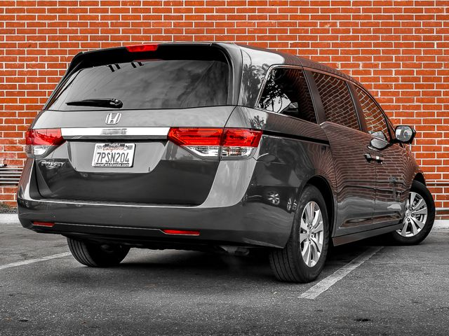 2016 Honda Odyssey EX-L Burbank, CA 6