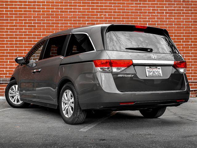 2016 Honda Odyssey EX-L Burbank, CA 7