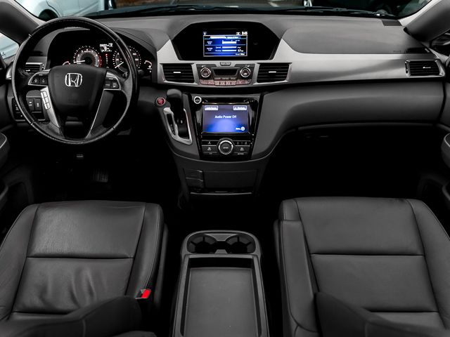 2016 Honda Odyssey EX-L Burbank, CA 8