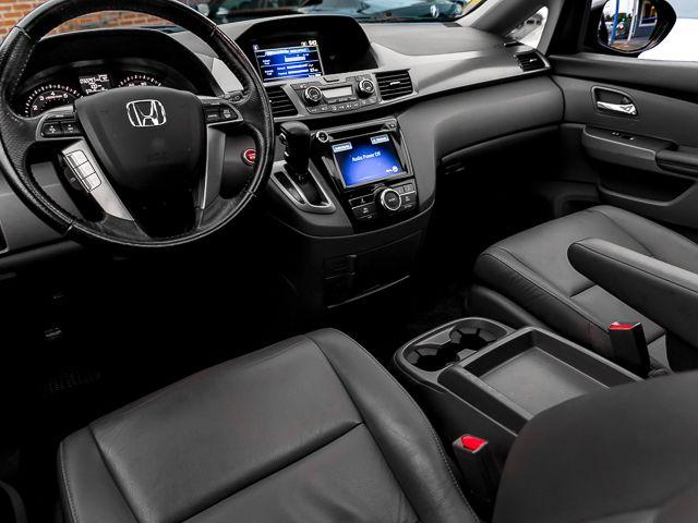 2016 Honda Odyssey EX-L Burbank, CA 9