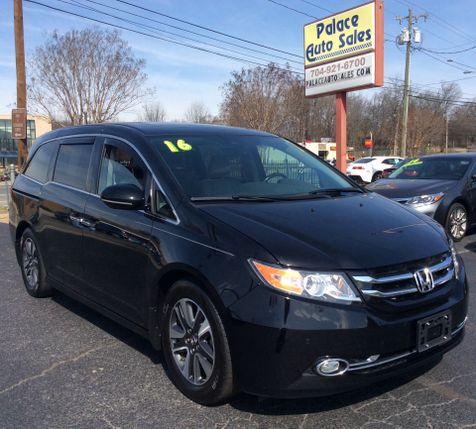 2016 Honda Odyssey Touring Elite in Charlotte, NC