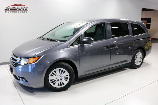 2016 Honda Odyssey LX Merrillville, Indiana 28