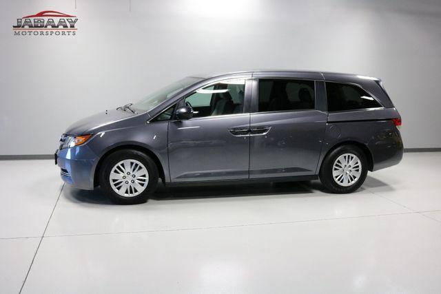 2016 Honda Odyssey LX Merrillville, Indiana 34