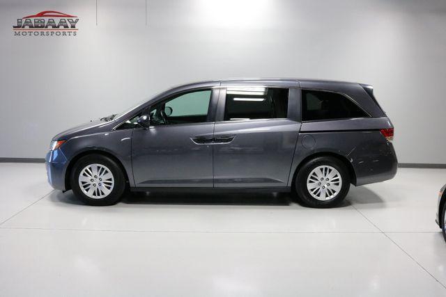 2016 Honda Odyssey LX Merrillville, Indiana 35