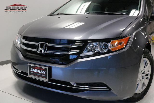 2016 Honda Odyssey LX Merrillville, Indiana 29