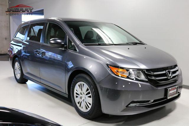 2016 Honda Odyssey LX Merrillville, Indiana 6