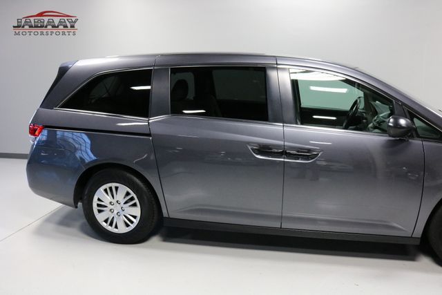 2016 Honda Odyssey LX Merrillville, Indiana 37