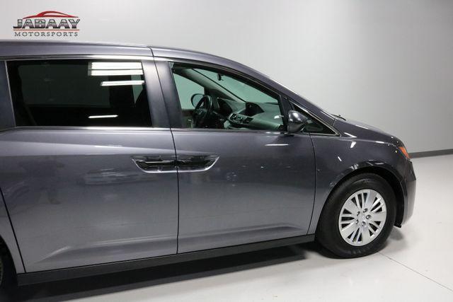 2016 Honda Odyssey LX Merrillville, Indiana 38