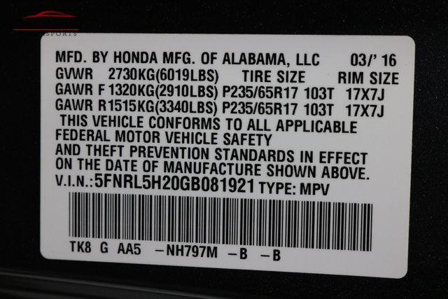 2016 Honda Odyssey LX Merrillville, Indiana 47