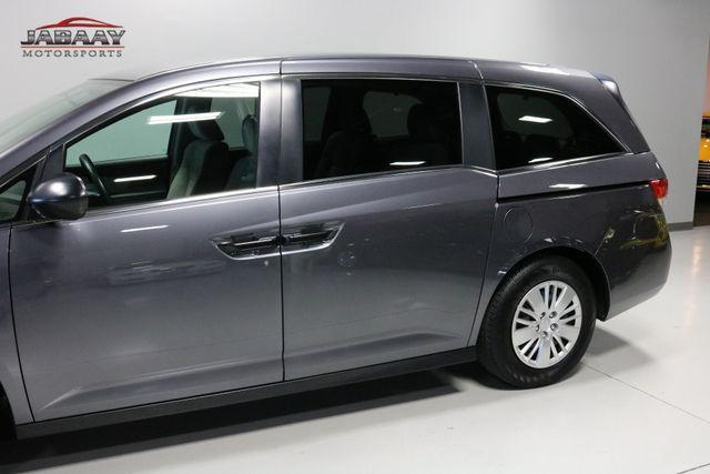 2016 Honda Odyssey LX Merrillville, Indiana 32