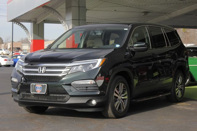 2016 Honda Pilot EX-L FWD - SUNROOF - HEATED LEATHER! Mooresville , NC 23