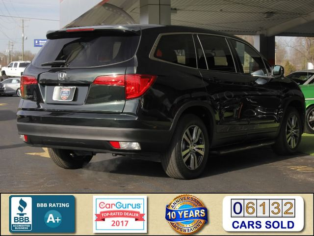 2016 Honda Pilot EX-L FWD - SUNROOF - HEATED LEATHER! Mooresville , NC 2