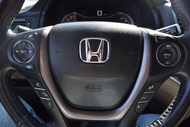 2016 Honda Pilot EX-L Richmond Hill, New York 32