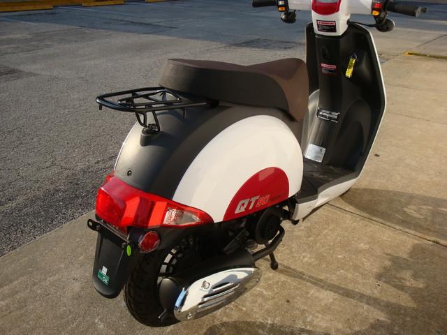 2016 Hyosung QT5 Scooter Daytona Beach, FL 4