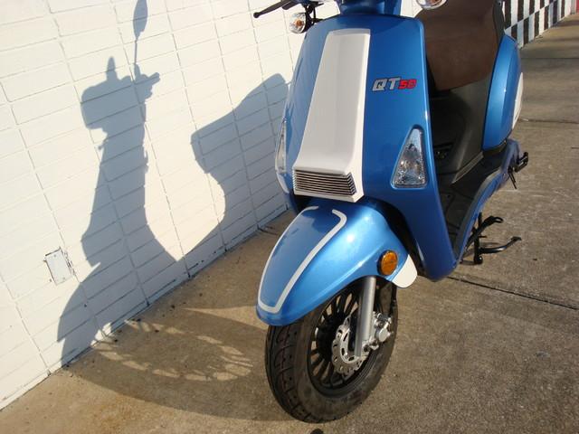 2016 Hyosung QT-5 Scooter Daytona Beach, FL 1