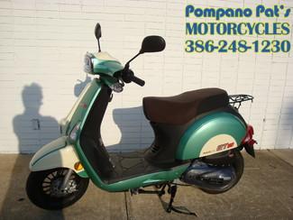 2016 Hyosung Qt5 Scooter Daytona Beach, FL