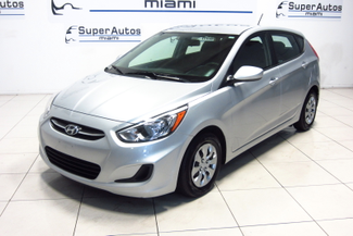 2016 Hyundai Accent 5-Door SE Doral (Miami Area), Florida 1