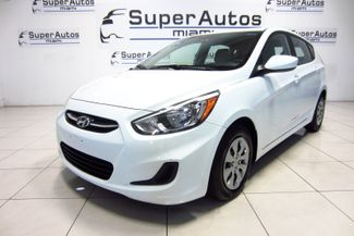 2016 Hyundai Accent 5-Door GS Doral (Miami Area), Florida 10