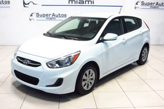 2016 Hyundai Accent 5-Door GS Doral (Miami Area), Florida 1