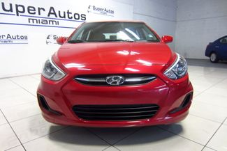 2016 Hyundai Accent 5-Door SE Doral (Miami Area), Florida 2