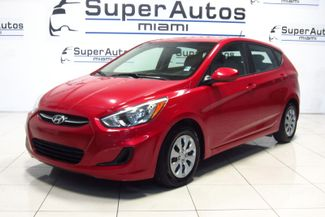 2016 Hyundai Accent 5-Door SE Doral (Miami Area), Florida 5