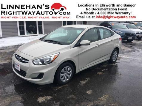 2016 Hyundai Accent SE in Bangor