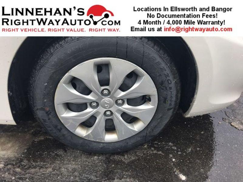 2016 Hyundai Accent SE  in Bangor, ME
