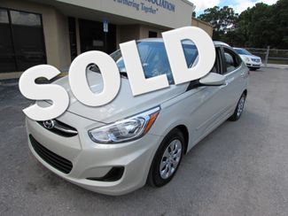 2016 Hyundai Accent in Clearwater Florida