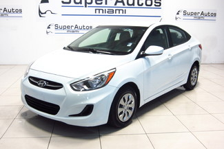 2016 Hyundai Accent SE Doral (Miami Area), Florida 1