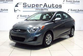 2016 Hyundai Accent SE Doral (Miami Area), Florida 1