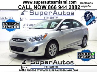 2016 Hyundai Accent SE Doral (Miami Area), Florida