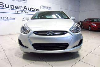 2016 Hyundai Accent SE Doral (Miami Area), Florida 33