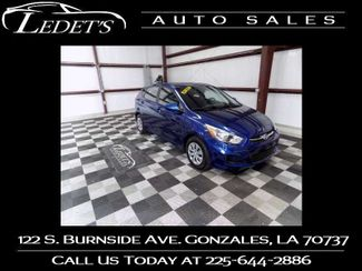2016 Hyundai Accent  in Gonzales Louisiana