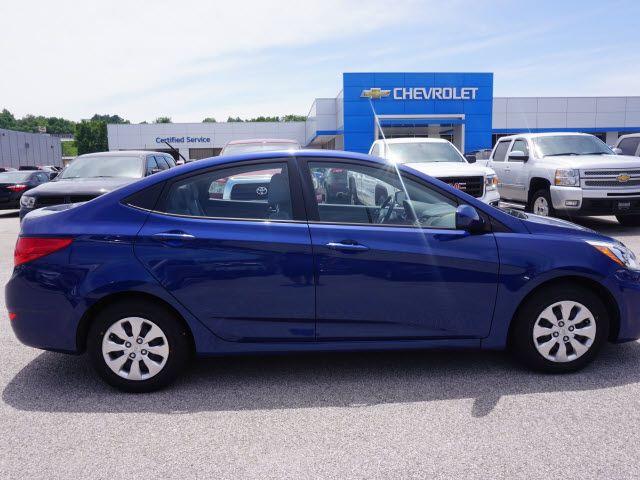 2016 Hyundai Accent SE Harrison, Arkansas 4