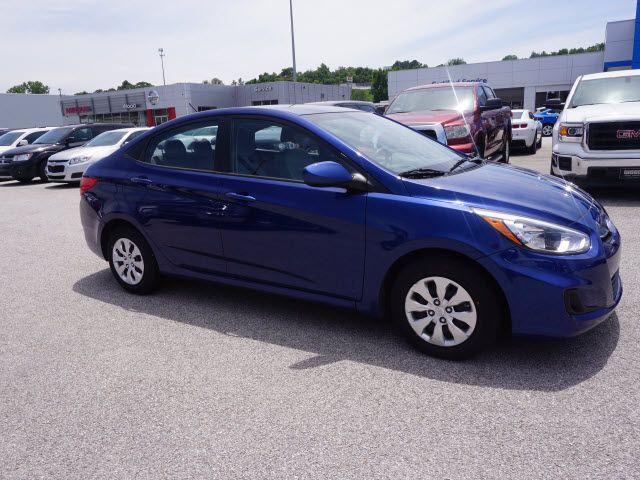 2016 Hyundai Accent SE Harrison, Arkansas 5