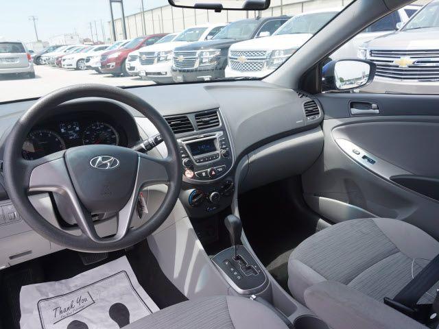 2016 Hyundai Accent SE Harrison, Arkansas 6