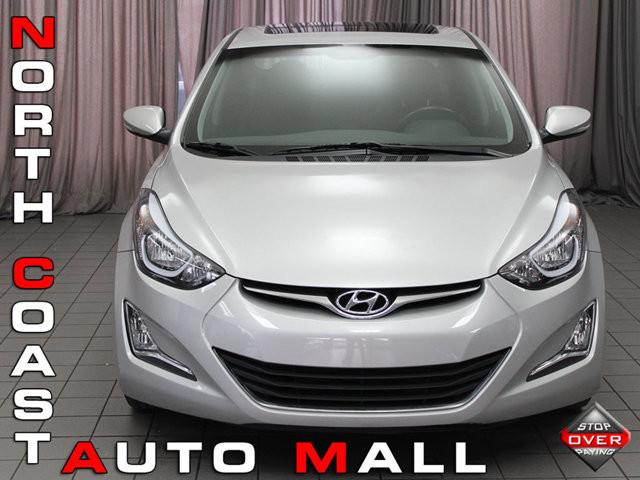 Used 2016 Hyundai Elantra, $10963