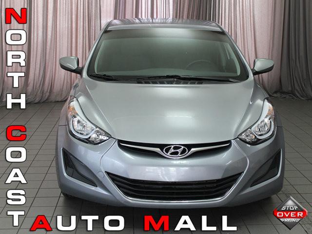 Used 2016 Hyundai Elantra, $11663