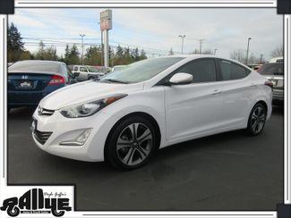 2016 Hyundai Elantra Sport 4dr Burlington, WA