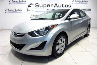 2016 Hyundai Elantra SE Doral (Miami Area), Florida 8