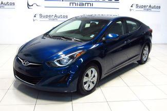 2016 Hyundai Elantra SE Doral (Miami Area), Florida 1