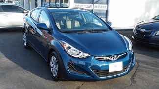 2016 Hyundai Elantra SE East Haven, CT 3