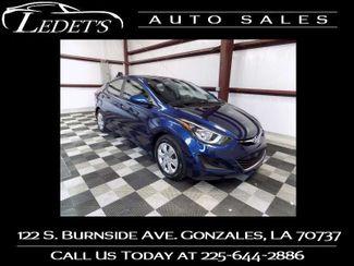 2016 Hyundai Elantra in Gonzales Louisiana