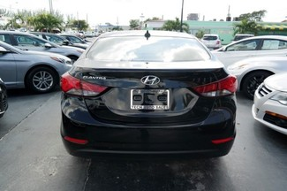 2016 Hyundai Elantra SE Hialeah, Florida 4