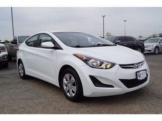 2016 Hyundai Elantra SE  city Texas  Vista Cars and Trucks  in Houston, Texas