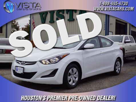 2016 Hyundai Elantra SE in Houston, Texas