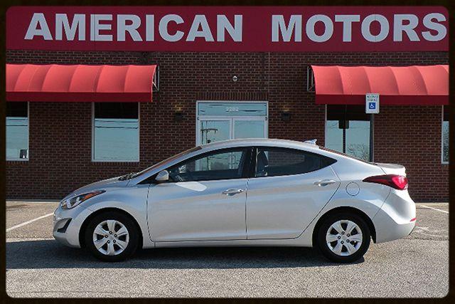 2016 Hyundai Elantra SE   Jackson, TN   American Motors of Jackson in Jackson TN